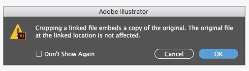 Cách cắt ảnh trong Adobe Illustrator