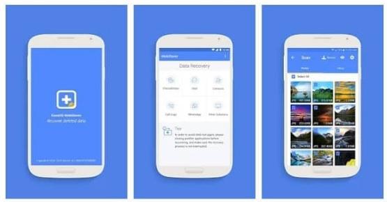 Cách khôi phục các file đã xóa trên Android mới nhất 2019 14