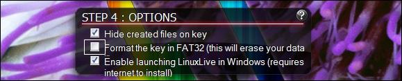 Cách tạo ổ USB Bootable Linux