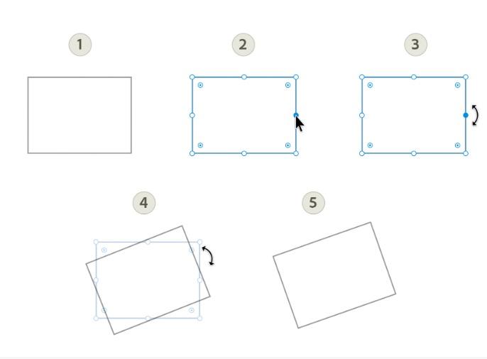 Hướng dẫn chỉnh sửa kích thước, vị trí, xoay, lật hình trong Adobe Illustrator