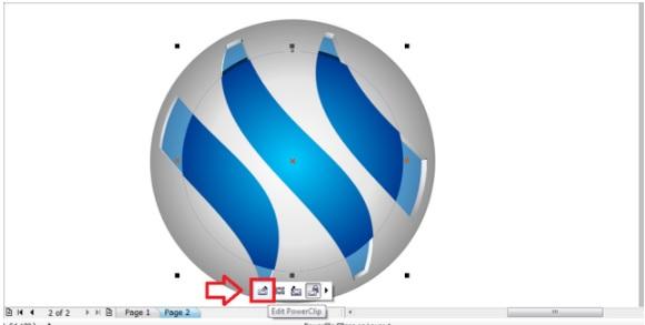 Tạo logo 3D bằng CorelDraw X6