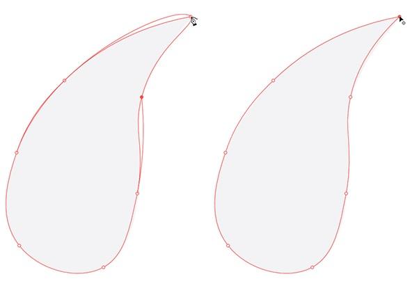 Vẽ và chỉnh sửa đường cong với công cụ Curvature trong Illustrator