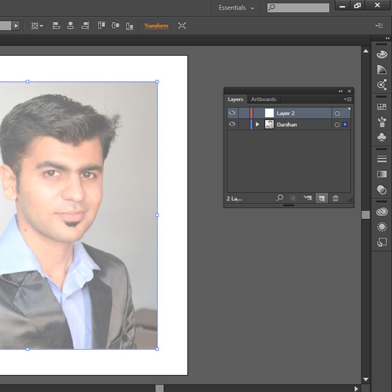 Hướng dẫn vẽ Avatar chuyên nghiệp bằng Adobe Illustrator
