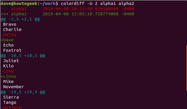 so sanh 2 file text file van ban tren linux terminal 12
