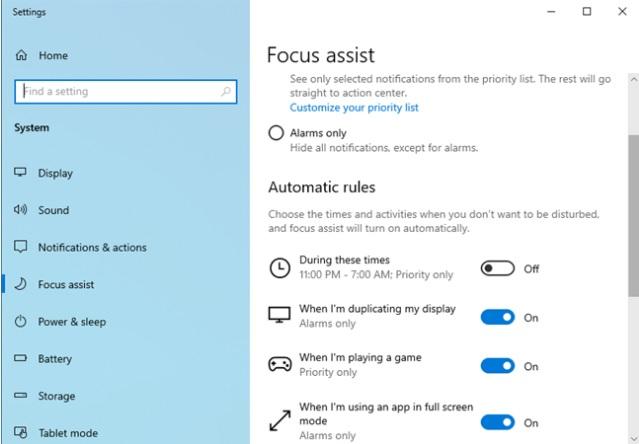 windows 10 may 2019 update co gi moi 18