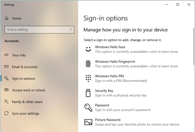 windows 10 may 2019 update co gi moi 6