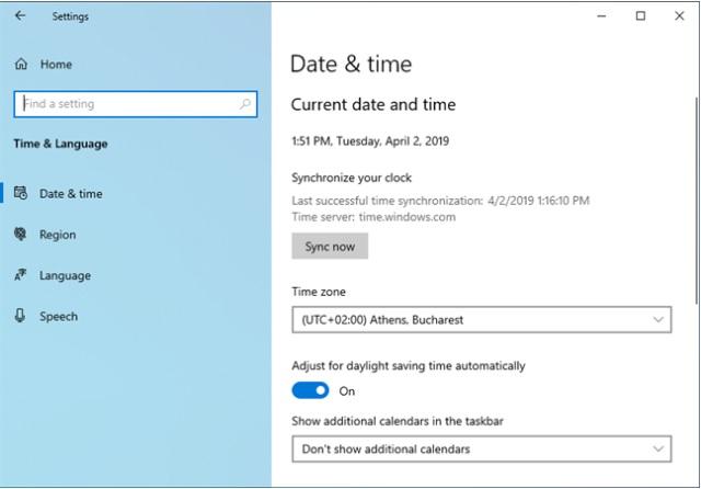 windows 10 may 2019 update co gi moi 8