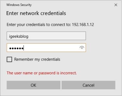 Hướng dẫn chia sẻ file và thư mục giữa Mac OS X và Windows