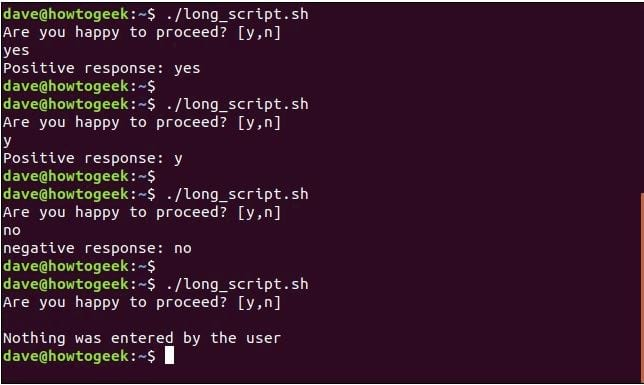 cach su dung lenh yes tren linux 6