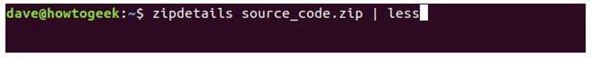 nen va giai nen file zip tren terminal linux 27