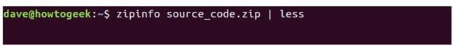 nen va giai nen file zip tren terminal linux 30