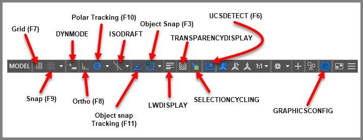 Bài 5 - Các lệnh vẽ hình học trong Autocad