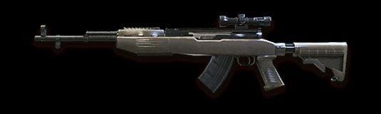 Danh sách các loại vũ khí trong Garena Free Fire 23