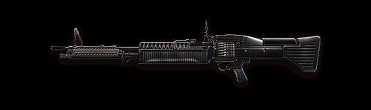 Danh sách các loại vũ khí trong Garena Free Fire 29