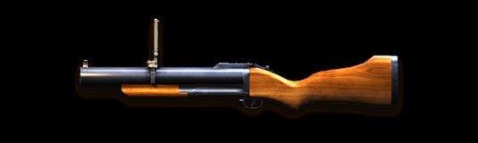 Danh sách các loại vũ khí trong Garena Free Fire 35