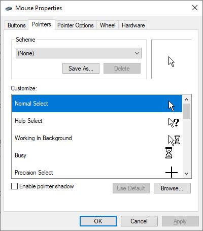 Cách chỉnh tốc độ chuột trên Windows 10 đơn giản nhất 5