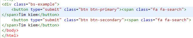 Biểu tượng trong Bootstrap, tìm hiểu cách sử dụng