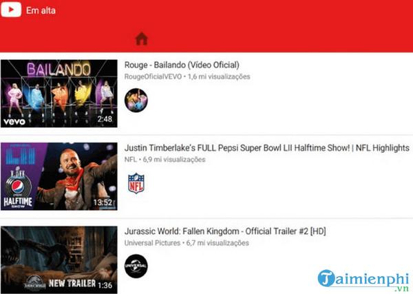 Top ứng dụng YouTube dành cho Windows 10 8