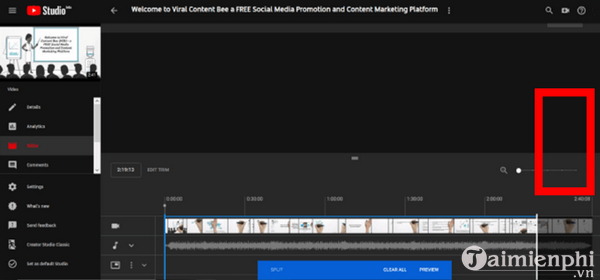 How to edit the youtube video does not make the link or the structure 4