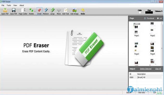 Top phần mềm giúp xoá bỏ Watermark 5