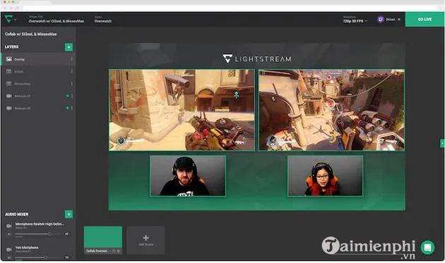 Top phần mềm Live Streaming game dành cho game thủ 3
