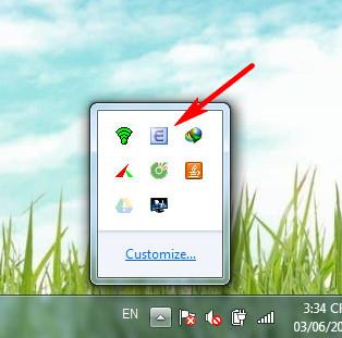 Repair unikey does not speak Vietnamese, it has 4
