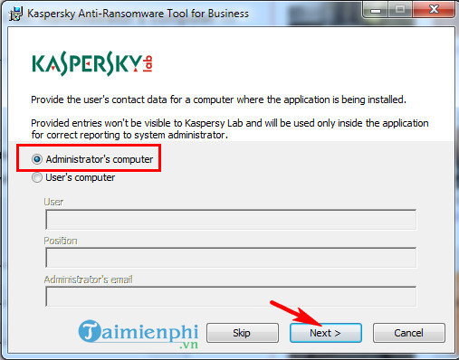 su dung kaspersky anti ransomware tool for business diet ransomware 2