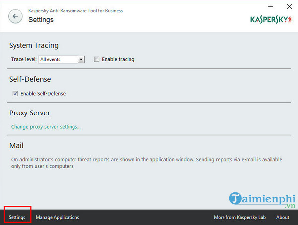 su dung kaspersky anti ransomware tool for business diet ransomware 6