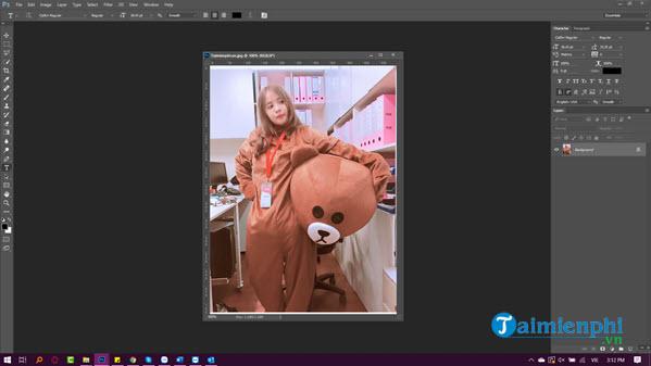 Cách chuyển ảnh thành tranh vẽ chì bằng Action trong Photoshop