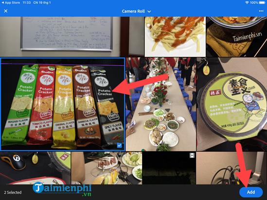 Cách sử dụng Lightroom CC Mobile trên iPhone