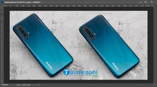 Cách sử dụng Clone Stamp trong Photoshop