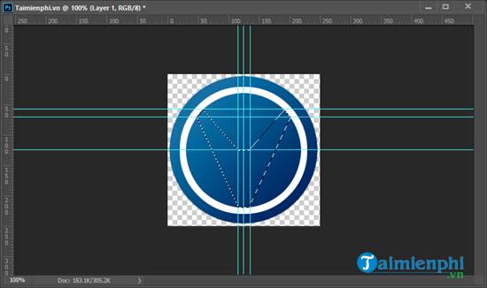 Cách tạo logo bằng Photoshop trên máy tính