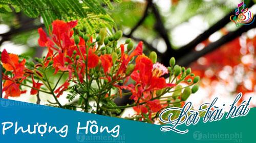 loi bai hat phuong hong