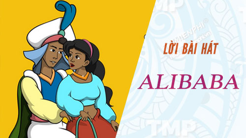 loi bai hat alibaba