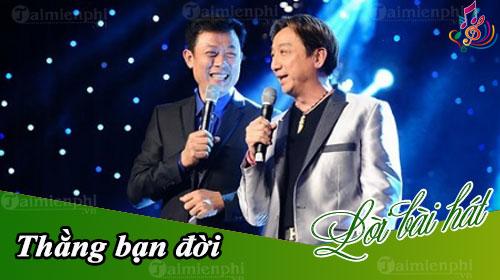 loi bai hat thang ban doi