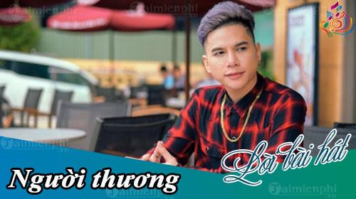 loi bai hat nguoi thuong