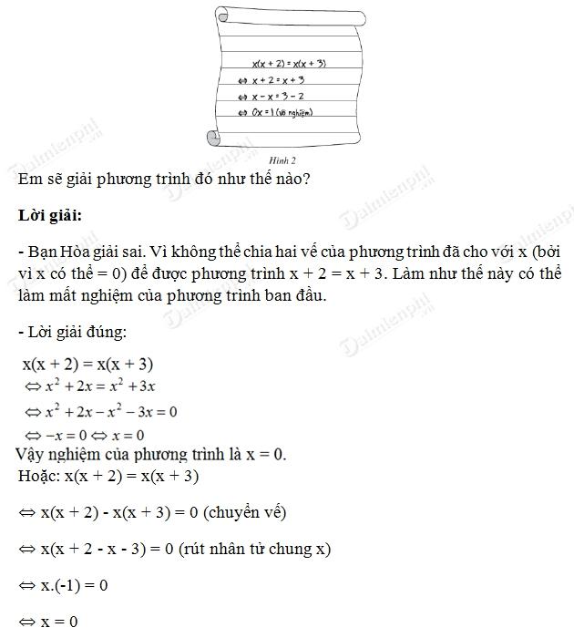 giai toan lop 8 phuong trinh dua duoc ve dang ax b 0 5