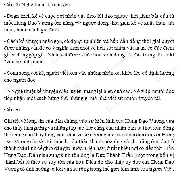 soan van lop 10 soan bai hung dao dai vuong tran quoc tuan