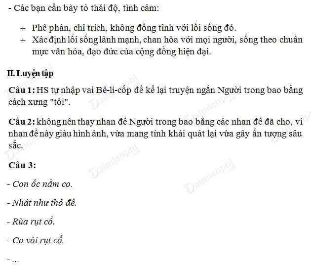 soan van lop 11 soan bai nguoi trong bao