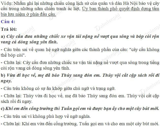 soan bai chua loi ve chu ngu va vi ngu tiep theo trang 141 sgk ngu van 6 tap 2 soan van lop 6 4