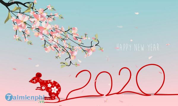 Thơ chúc Tết, những bài thơ chúc mừng năm mới 2020 hay và ý nghĩa 4