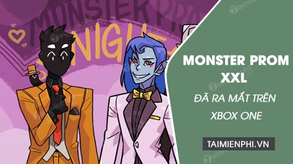 monster prom xxl da co mat tren xbox one