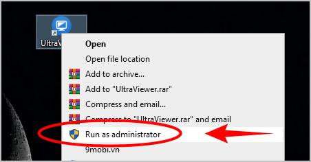 sửa lỗi UltraViewer hay gặp khi kết nối máy tính