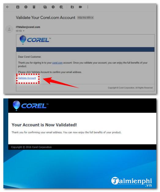 Cài và sử dụng Corel, thiết kế ảnh chuyên nghiệp với CorelDraw