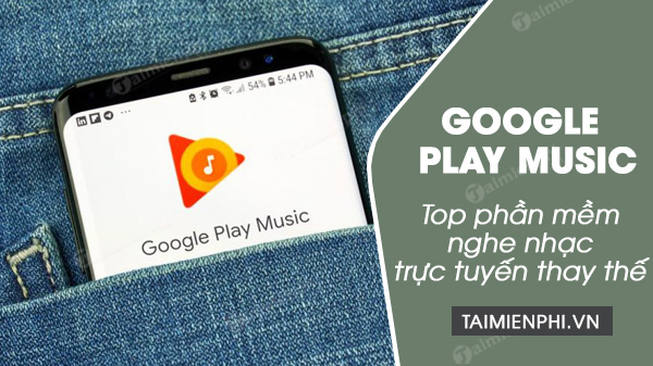 Top service to listen to online music instead of google play music