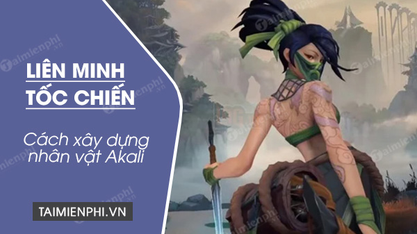how to connect with akali in the alliance toc chien