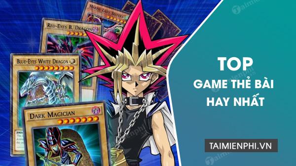 top game the bai hay nhat