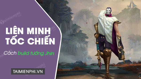 how to build jinn in the alliance toc chien
