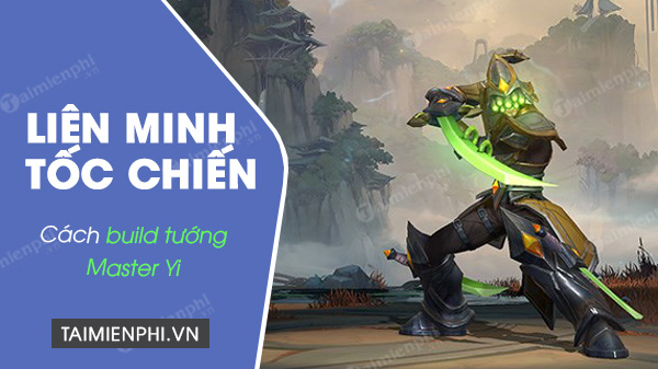 how to do it for master yi in the alliance toc chien