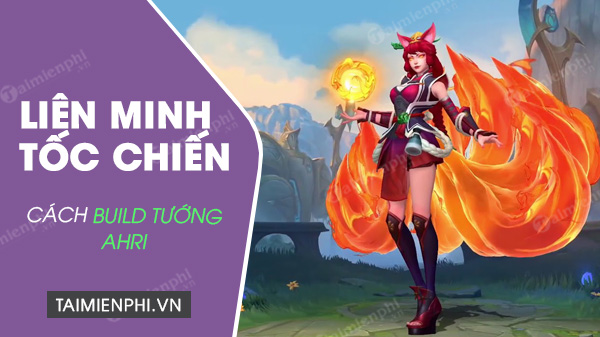 how to do it for ahri in the toc chien alliance